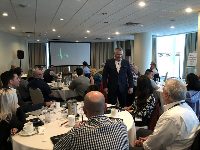 PRSM Canada West Event Educates and Inspires Attendees