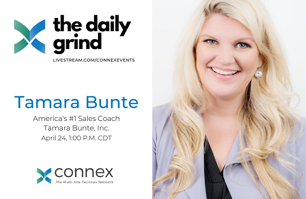 The Daily Grind / E24 - Tamara Bunte offers advice on selling during COVID-19