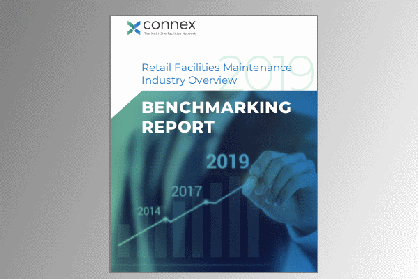 Connex Releases 2019 Retail Facilities Maintenance Industry Overview Benchmarking Report