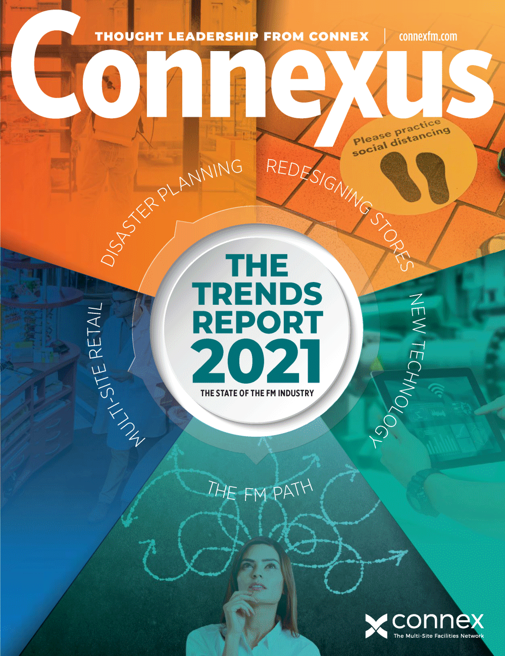 Connexus Magazine for Multi-Site FM and Retail Facilities Managers