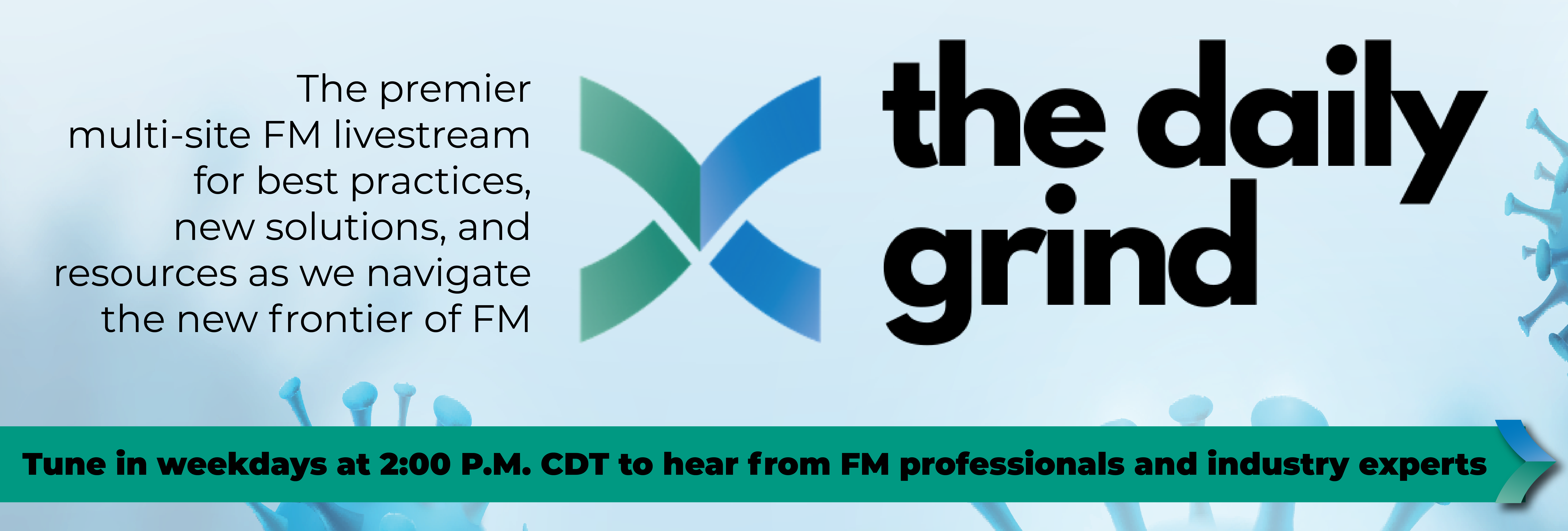 Connex FM Retail and Multi-Site Daily Grind Podcast