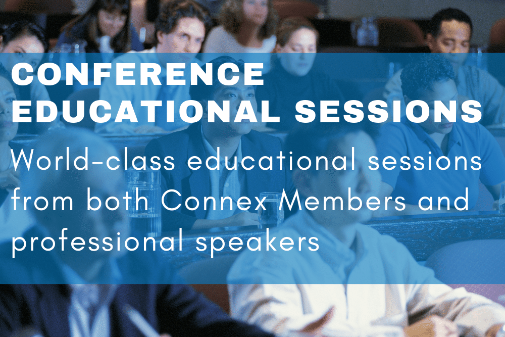 Connex FM Retail and Multi-site Online Education Courses for Facilities Managers: Conference Education Sessions. World-class educational sessions from both Connex Members and professional speakers.