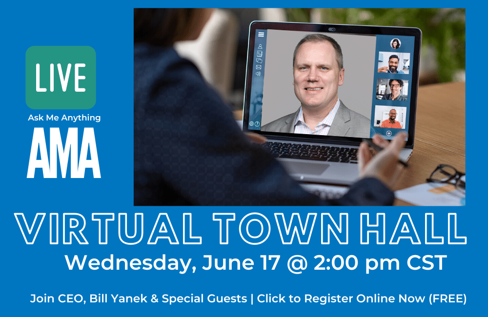Connex FM Retail and Multi-Site Town Hall Event