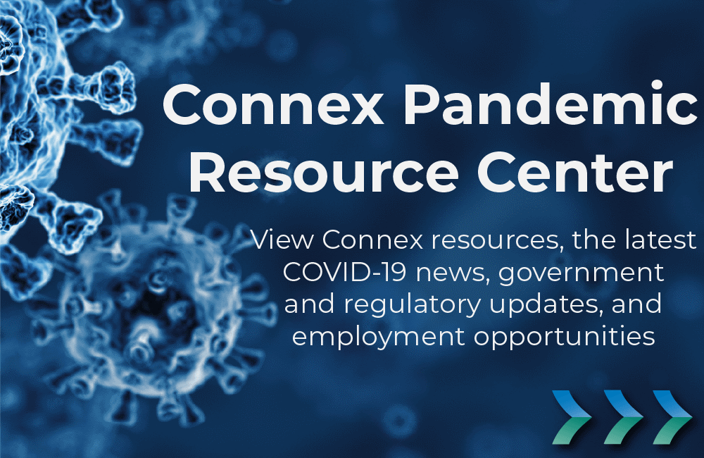 Connex Pandemic Resource Center